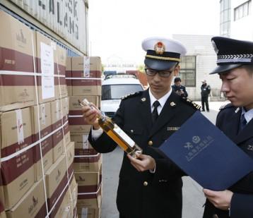 上海海关破获案值3亿葡萄酒走私案 其中2亿冰酒涉4案