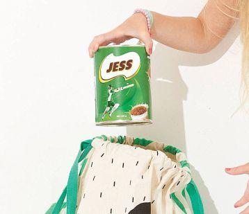 与快时尚合作 雀巢美禄饮料包装可订制