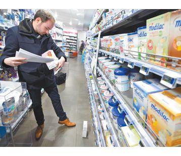 法国问题奶粉暴露监管漏洞(深度观察)