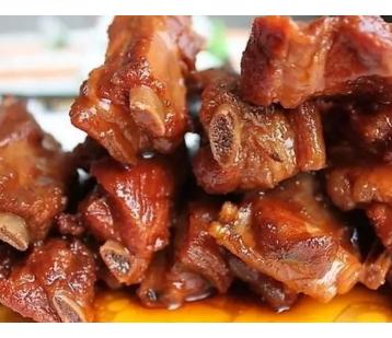 酱猪排家常做法