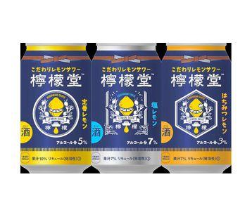 可口可乐进军日本汽水酒市场 推出三款柠檬口味酒饮料