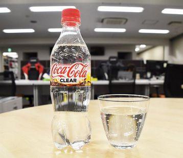 透明的可乐、咖啡和啤酒……为什么最近流行起了无色饮料?