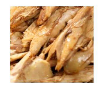 葱香手撕鸡